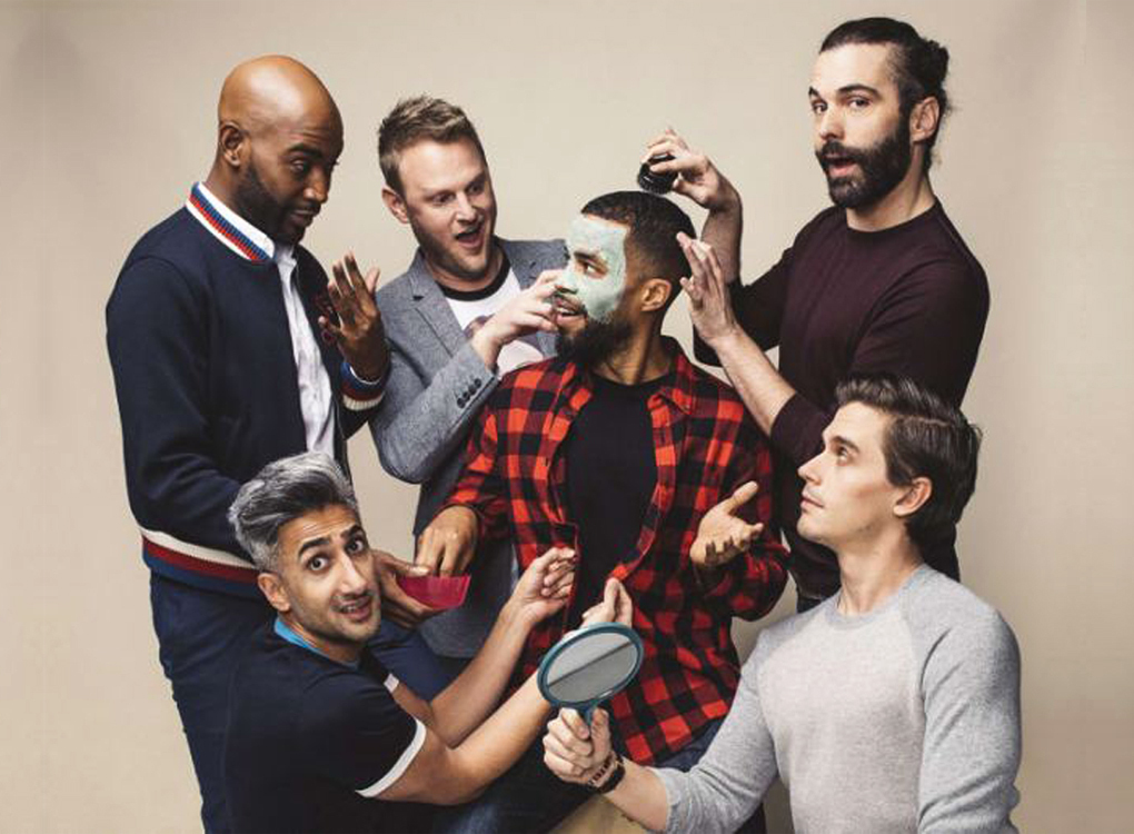 Skin Lessons from Queer Eye for Every Guy